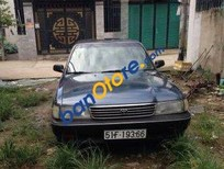 Cần bán xe Toyota Cressida đời 1992, màu đen số sàn, giá chỉ 115 triệu