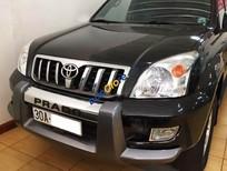 Cần bán lại xe Toyota Prado 2.7 đời 2007, màu đen, nhập khẩu nguyên chiếc, giá chỉ 938 triệu