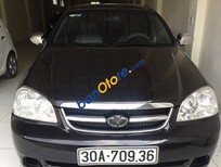 Chính chủ bán Daewoo Lacetti EX 2009, màu đen