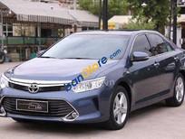 Bán Toyota Camry 2.5G đời 2015, màu xanh lam