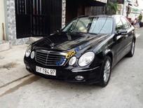 Bán Mercedes E280 sản xuất 2006, màu đen như mới, giá 579tr