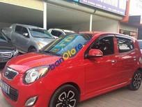 Xe Kia Morning SLX đời 2010, màu đỏ, nhập khẩu