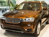 Cần bán xe BMW X3 xDrive20i năm 2016, màu nâu, nhập khẩu nguyên chiếc