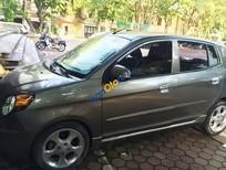Cần bán xe Kia Morning SLX đời 2008, màu xám, nhập khẩu nguyên chiếc, giá tốt