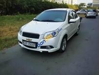 Cần bán lại xe Chevrolet Aveo đời 2015, màu trắng chính chủ
