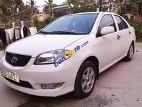 Bán Toyota Vios đời 2006, màu trắng chính chủ