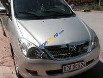Cần bán xe Toyota Innova G sản xuất 2007