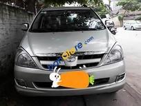 Cần bán xe Toyota Innova G đời 2007, màu bạc, giá 467tr
