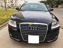 Bán Audi A6 2.0T đời 2010, màu đen, nhập khẩu chính hãng số tự động