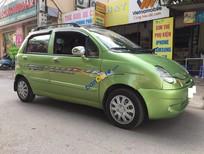 Bán ô tô Daewoo Matiz MT đời 2006, màu xanh lục