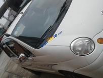 Cần tiền gấp nên bán Daewoo Matiz SE đời 2008, màu trắng