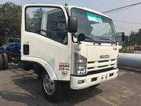 Xe tải Isuzu 8t2 (8.2 tấn) nâng tải thùng 6m9 thùng bạt, thùng kín - cần 160tr nhận xe
