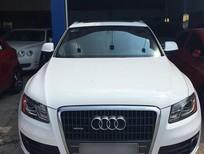 Bán xe Audi Q5 2011, màu trắng, nhập khẩu chính hãng