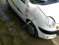 Cần bán gấp Daewoo Matiz năm 2004, màu trắng