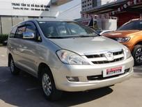 Toyota Cầu Diễn bán Innova G 2008 màu bạc