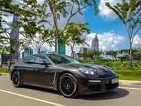 Cần bán Porsche Panamera 3.6at 2014, màu xám hàng hiếm đời cao