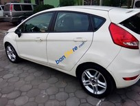 Cần bán lại xe Ford Fiesta S 1.6AT 2012, màu trắng