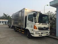 Xe Tải Hino FC9JLSW 6,4 TẤN – đóng thùng theo yêu cầu