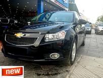 Cần bán Chevrolet Cruze LTZ 2012, màu đen