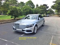 Cần bán Mercedes C250 2015, 1 đời chủ, xe xuất hóa đơn đủ