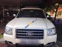 Bán Ford Everest 2.5 MT sản xuất 2007, màu trắng