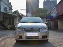Cần bán Daewoo Gentra SX 2011, màu bạc