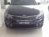 Cần bán Kia Optima 2.0AT 2016 màu xanh đen, giá 915tr