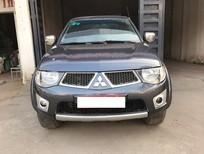 Bán xe Mitsu triton đời 2009,số tự động 2 cầu.xe đc trang bị 2 bóng khí