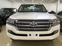 Cần bán Toyota Land Cruiser 2016, màu trắng, xe nhập