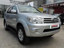 Toyota Cầu Diễn bán Fortuner G 2011 màu bạc