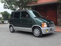 Bán xe suzuki wagon đời 2002 màu xanh