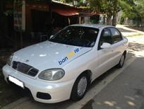 Cần bán xe Daewoo Lanos SX năm 2002, màu trắng