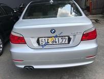 Cần bán BMW  530i đời 2008, màu bạc, nhập khẩu chính hãng chính chủ, giá tốt