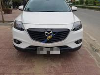 Bán ô tô Mazda CX 9 3.7 đời 2015, màu trắng, nhập khẩu