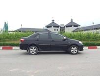 Cần bán Toyota Vios 1.5G sx cuối 2005 màu đen chính chủ. Lh Ms Trang 0915127683