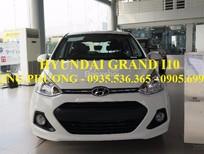 Bán xe Hyundai i10 2016, màu trắng, nhập khẩu