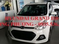 Bán ô tô Hyundai Grand i10 2016, màu trắng, nhập khẩu nguyên chiếc, 393 triệu