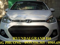 Cần bán xe Hyundai Grand i10 2016, màu trắng, nhập khẩu chính hãng giá cạnh tranh
