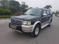 Cần bán xe cũ Ford Everest 2.5 MT đời 2007, màu đen