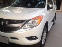 Cần bán xe Mazda BT 50 2016, màu trắng, nhập khẩu