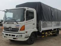 Xe tải Hino FC thùng mui bạt 2016 – Ô Tô Đại Đô Thành