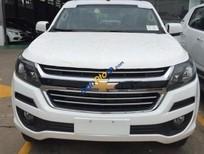 Bán Chevrolet Colorado LTZ model 2017, màu trắng, nhập khẩu nguyên chiếc