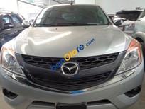 Bán Mazda BT 50 2.2 AT đời 2015, màu bạc giá cạnh tranh