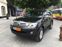 Cần bán Toyota Fortuner 2.7V đời 2009