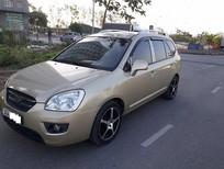 Chính chủ bán Kia Carens, màu vàng cát, sản xuất 2010, đăng ký 2011