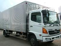 Bán xe tải Hino FC Thùng kín 10,400 kg FC9JJSW giao liền tay