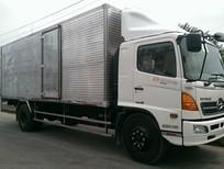 Bán xe tải Hino FC thùng kín 10,400 kg FC9JJSW, xe tải 6 tấn, giao ngay