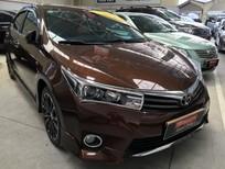 Bán Toyota Corolla altis 2.0V 2015, màu nâu, giá tốt