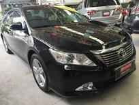 Cần bán gấp Toyota Camry 2.5Q 2014, màu đen