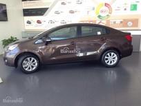 Cần bán xe Kia Rio 2016, màu nâu, nhập khẩu chính hãng, 485tr